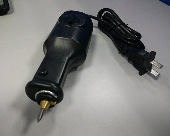 電動電刻筆